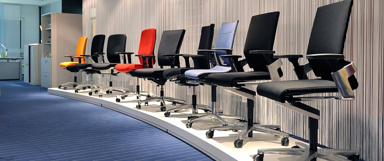 Ausstattung Bürostühle