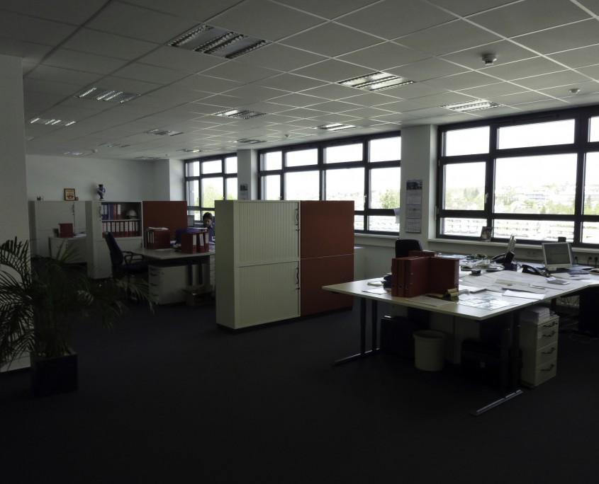 Kieselmann Bürobereich Bürokonzept