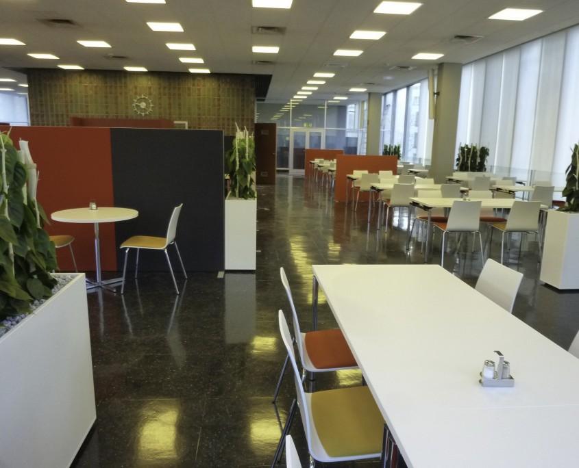Landratsamt Karlsruhe Kantineneinrichtung