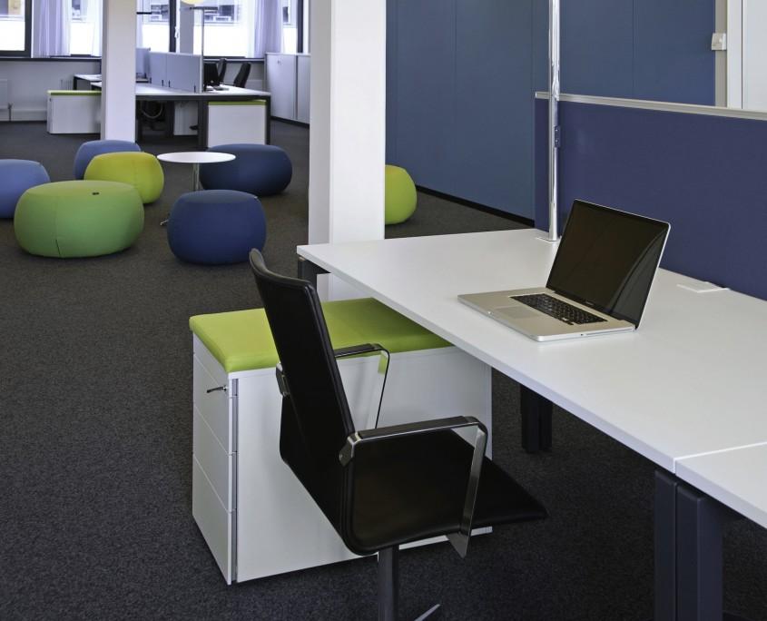 Bruker AXS Karlsruhe Flexible Büroräume