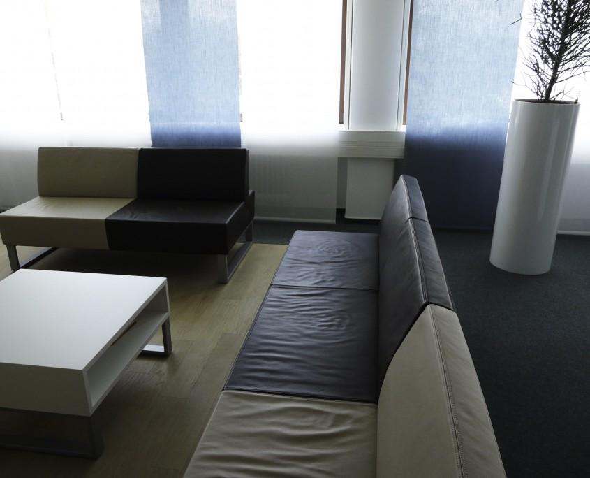 Hirschmann Automation und Control Loungemöbel