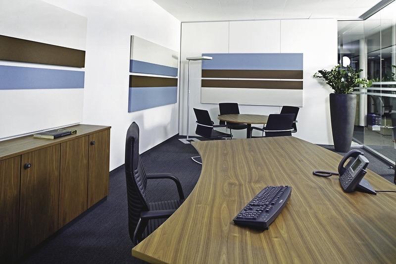 Ipsen Pharma Büroeinrichtung