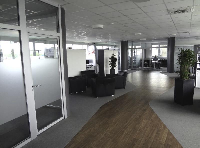 Sei AG Bürokonzept Raumteilung